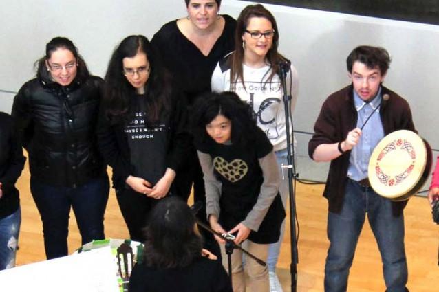 Forum européen des arts et cultures CAAHM et IMPRO la ganzau (1)